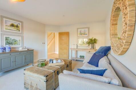 Plot 6, Hornbeam Close, Epsom. KT17 3FG. 4 bedroom semi-detached house for sale