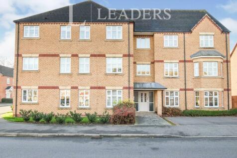 Darwin Crescent, Loughborough. 2 bedroom apartment