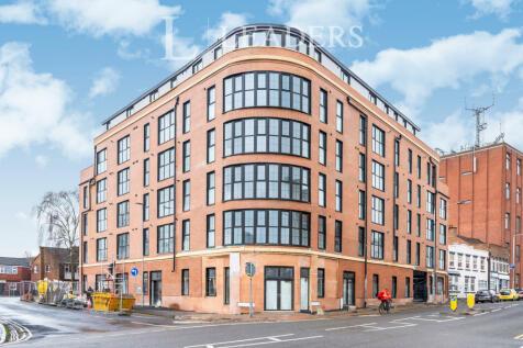 The Coneries, Loughborough. 2 bedroom apartment