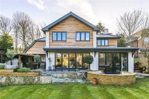 Keswick Road, Bookham, Leatherhead, Surrey, KT23. 5 bedroom detached house for sale