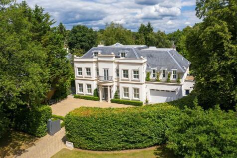 The Barton, Cobham, Surrey, KT11. 5 bedroom detached house for sale