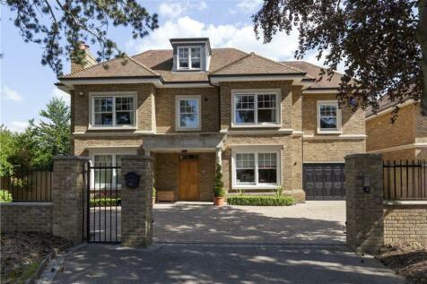 Fairmile Lane, Cobham, Surrey, KT11. 6 bedroom detached house for sale