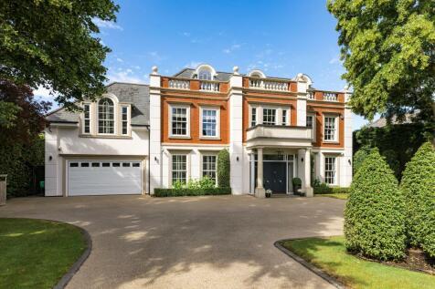 Icklingham Road, Cobham, Surrey, KT11. 6 bedroom detached house for sale