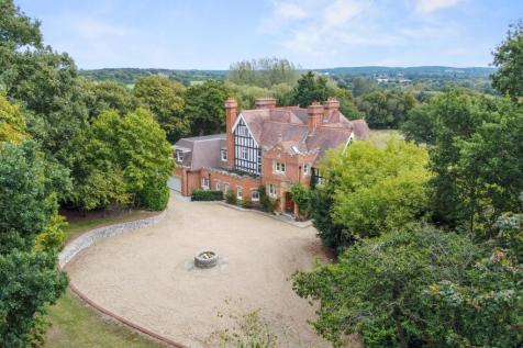 Woodlands Lane, Stoke D'Abernon, Cobham, Surrey, KT11. 8 bedroom detached house for sale