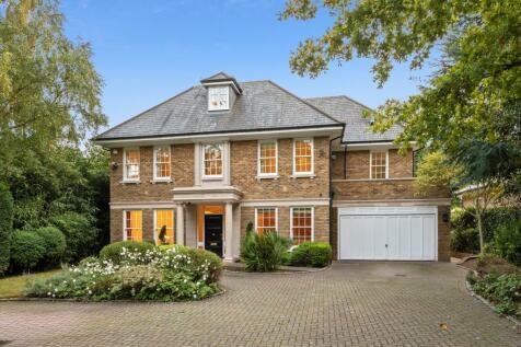 Sandy Lane, Cobham, Surrey, KT11. 6 bedroom detached house for sale