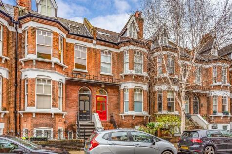 Horsell Road, Highbury, London, N5. 4 bedroom terraced house for sale