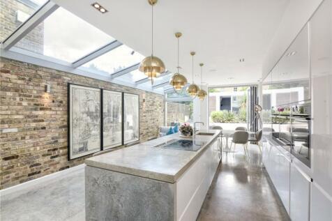 Riversdale Road, Highbury, N5. 4 bedroom terraced house for sale