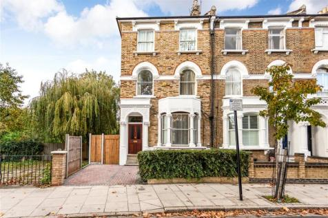 Digby Crescent, London, N4. 5 bedroom end of terrace house for sale