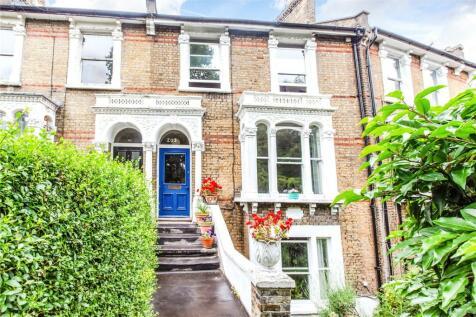 Highbury Quadrant, London, N5. 4 bedroom house for sale