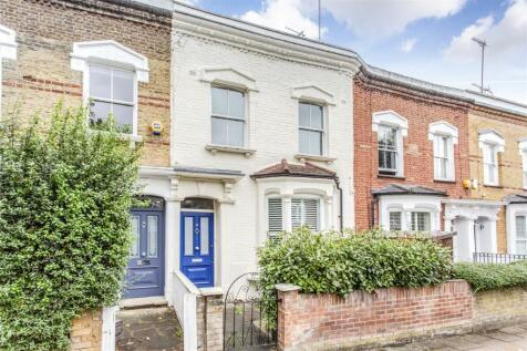 Canning Road, London, N5. 3 bedroom terraced house