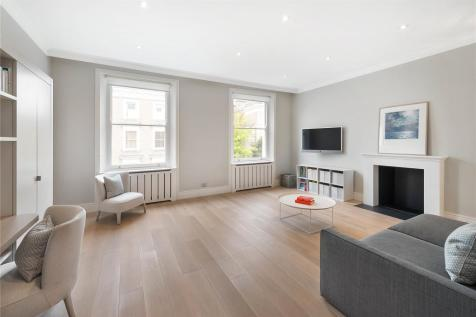 Harcourt Terrace, Chelsea. 4 bedroom flat for sale