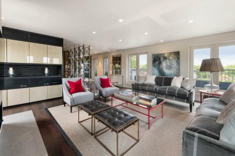 Devonshire Mews, 68 Park Walk, London. 3 bedroom penthouse for sale
