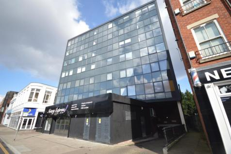 Grosvenor House, Prince of Wales Road, Norwich. 2 bedroom flat