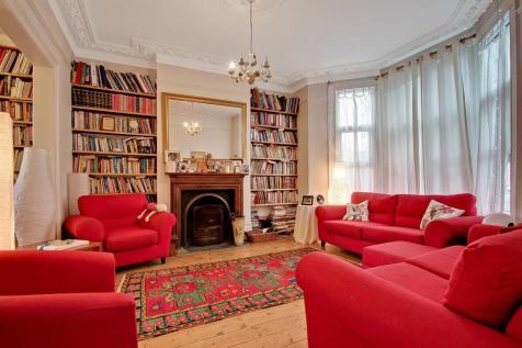 Chamberlayne Road, Kensal Rise, London. 5 bedroom house for sale