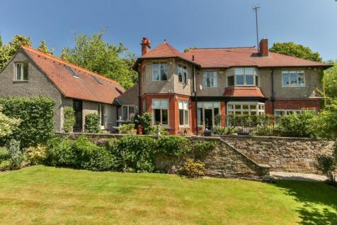 Ivy Park Road, Sheffield, South Yorkshire, S10. 5 bedroom detached house for sale