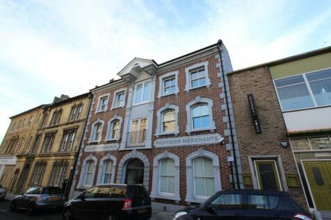 St Michaels Street, Southampton, SO14. 2 bedroom flat