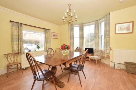 Brook, Isle of Wight. 4 bedroom detached house for sale