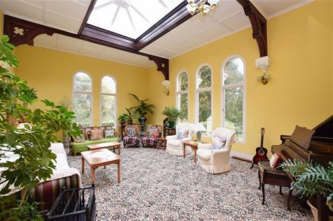 Court Road, Freshwater, Isle of Wight. 8 bedroom character property for sale