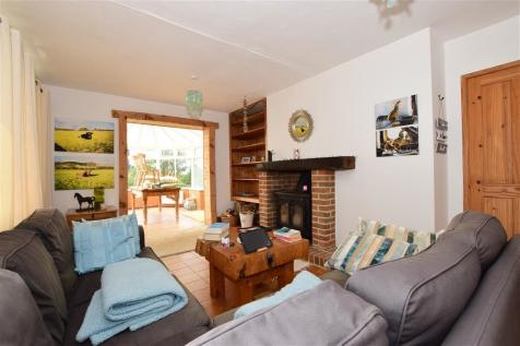 Gaggerhill Lane, Brighstone, Newport, Isle of Wight. 2 bedroom detached bungalow