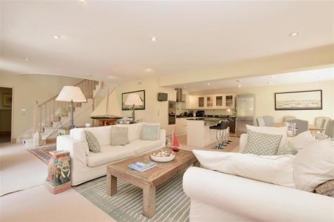 Hillway Road, Bembridge, Isle of Wight. 4 bedroom detached house for sale