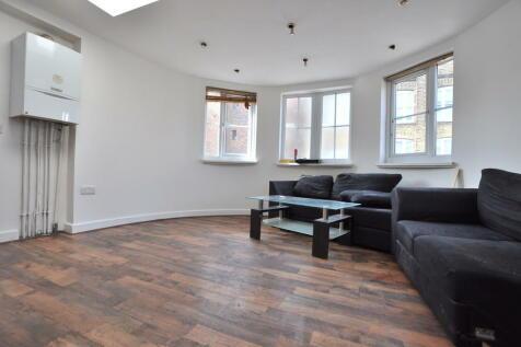 Redchurch Street, London E2. 1 bedroom flat