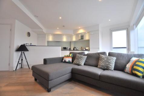 Great Eastern St, London EC2. 2 bedroom penthouse