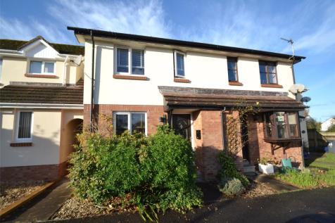 Meadow Park, Roundswell, Barnstaple, EX31. 2 bedroom semi-detached house