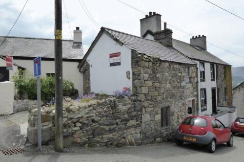 Gerlan, North Wales - Detached / 1 bedroom detached house for sale / £50,000