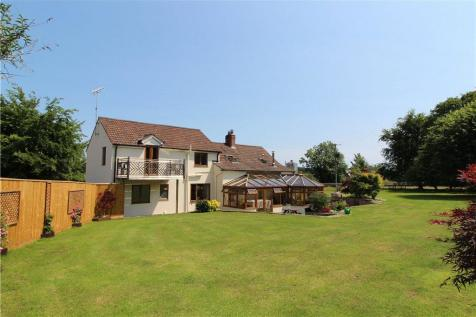 South Chard, Chard, Somerset. 5 bedroom detached house