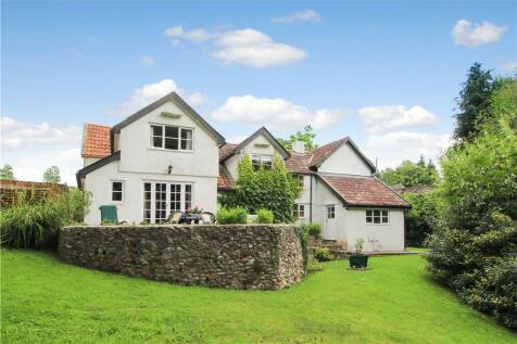 Churchill, Axminster, Devon. 4 bedroom detached house