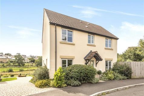 Three Acre Close, Axminster, Devon. 3 bedroom detached house