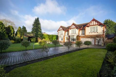 Wrexham Road, Whitchurch. 6 bedroom detached house for sale