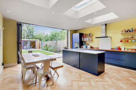 Holland Road, Kensal Rise NW10. 4 bedroom terraced house