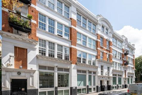 Ironmonger Row, Shoreditch, London, EC1V. 3 bedroom apartment