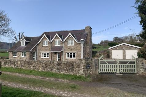 Boughrood, Brecon, LD3. 4 bedroom cottage