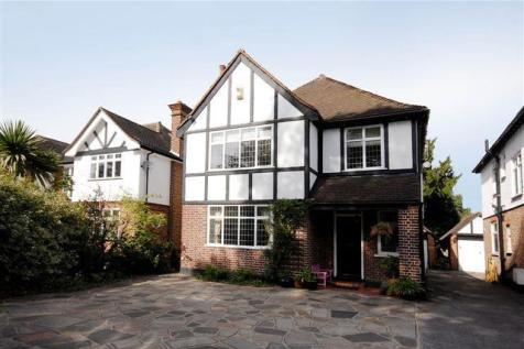 The Avenue, Beckenham, Kent, BR3. 5 bedroom detached house for sale