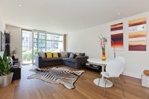Howard Building, Chelsea Bridge Wharf, London, SW11. 2 bedroom apartment for sale