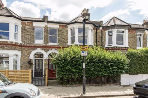 Ulysses Road, West Hampstead. 4 bedroom house for sale