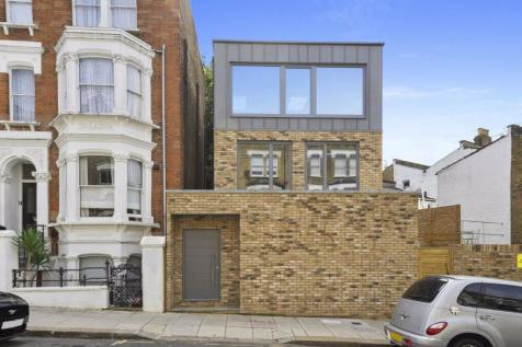 Messina Avenue, West Hampstead. 3 bedroom house for sale