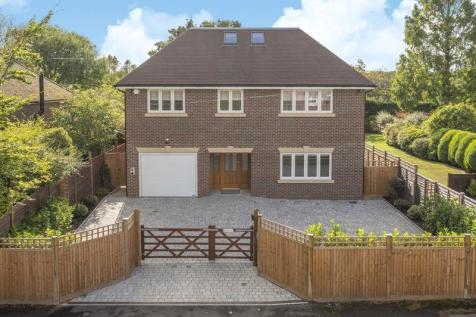 Woodham Road, Woking. 5 bedroom detached house for sale