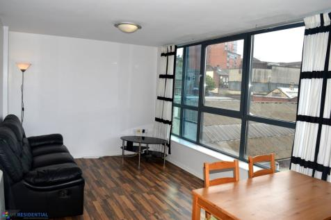 Mandale House, Bailey Street, City Centre, Sheffield, S1 4AD. 2 bedroom apartment