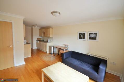 Cracknell, Millsands, City Centre, Sheffield, S3 8NE. 1 bedroom apartment