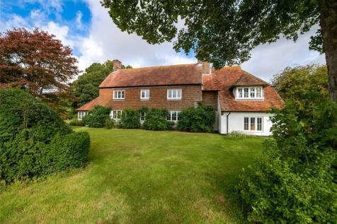 Lower Wield, Hampshire, SO24. 6 bedroom detached house for sale