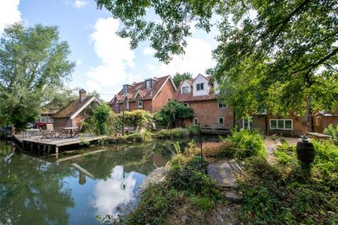Lockerley, Hampshire, SO51. 5 bedroom detached house for sale