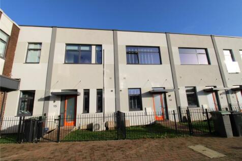 Acorn House, Papermill Lane, Bramford, IP8. 3 bedroom terraced house