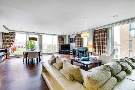 Cubitt Building, Grosvenor Waterside, 10 Gatliff Road, London, SW1W. 4 bedroom apartment for sale