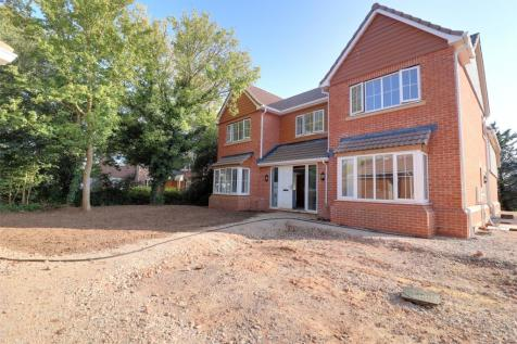 Stonegallows, Taunton, Somerset, TA1. 5 bedroom detached house for sale