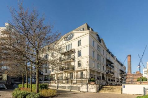 Carlyle Court, London. 2 bedroom flat