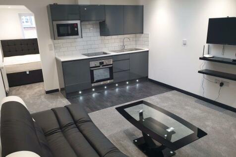 Hubert Rd, Birmingham. 1 bedroom flat