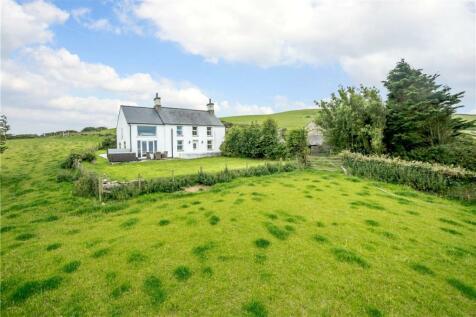 Rhoshirwaun, Aberdaron, Gwynedd, LL53. 4 bedroom detached house for sale